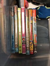 Dvd lot 7 Mixed Cartoons New