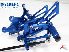 Pièces détachées de carrosserie et cadres bleus pour le côté arrière pour motocyclette Yamaha