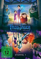 TROLLJÄGER-STAFFEL 1 - VARIOUS  4 DVD NEU