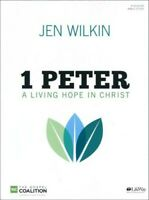 1 Peter Bible Study Book: A Living Hope in Christ