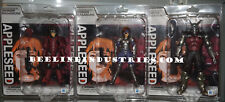 Appleseed V. 3 Repaint Complete Figure Set of 3 by Yamato Toys Masamune Shirow