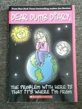 Dear Dumb Diary: The Problem with Here Is That It's Where I'm From #6 120 pages
