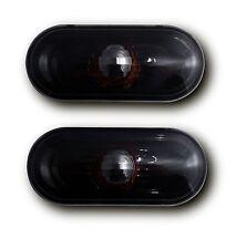 SEAT IBIZA MK5 6J (08-17) SIDE INDICATOR REPEATERS - CRYSTAL BLACK