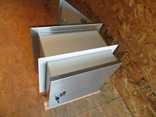 Safe Package Drop Box Through The Wall Stainless Steel Heavy Grade