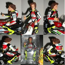 Maquette moto figurine Marco Simoncelli Gilera minichamps champion au 1/12 éme