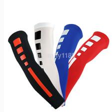 Man Basketball Baseball Football Shooter Sports Compression Arm Sleeve Protector