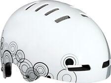 """Lazer Street Spring White Grey, Fahrradhelm, Skatehelm, Größe """"L"""" 57-59cm"""
