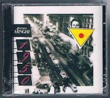 AMEDEO MINGHI 1950 CD F.C.  NUOVO SIGILLATO!!!