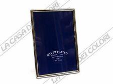 CORNICE PORTAFOTO SILVER PLATED - 10x15cm
