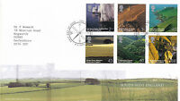 8 FEBRUARY 2005 SOUTH WEST ENGLAND ROYAL MAIL FIRST DAY COVER THE LIZARD SHS (a)