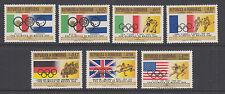Honduras Sc C429-C435  MNH. 1968 Mexico City Olympics, cplt set.