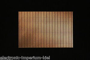Breadboard, Dot Stripe Raster, RM 2,54mm, 150 x 100mm