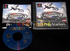 MAT HOFFMAN'S PRO BMX Ps1 Versione Ufficiale Italiana 1ª Edizione ••••• COMPLETO