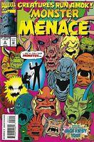 MENACE DEATH QUEEN Special Collector/'s Edition BACKSTREET PROJECT VOL1 NUM 1