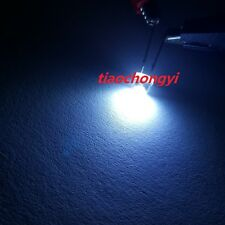 2pin 5mm 0.25W Wide Angle Bright High Power LED  (Red  Green Blue Yellow White