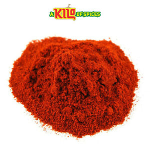 Kashmiri Chilli Powder, Grade A Premium Quality, Free UK P&P 100g - 10kg
