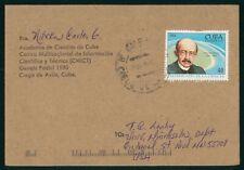 Mayfairstamps Habana 1995 to US Minnesota cover wwo1405
