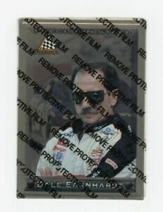 Dale Earnhardt 1997 Pinnacle Precision Steel #18 with Protective Cover Intact
