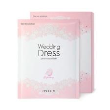 [it'S Skin] Secret Solution Wedding Dress Pink Mask Sheet 27g Bride Brightening