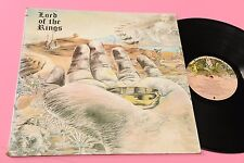 BO HANSSON LP LORD OF RINGS ORIG USA 1972 EX !!!!!!!!!!!!!!!!!!!!!!!!!