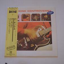 THE KINKS - THE KINK KONTROVERSY - JAPAN LP PROMO SAMPLE