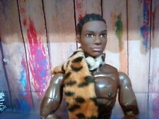 SCARF UNISEX for Integrity dolls BLACK knit 1//6-NEW Ken//Barbie action figures