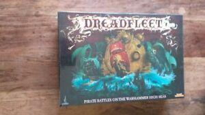 Dreadfleet Warhammer Fantasy Box Board Game Sealed 2011 by Games Workshop