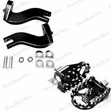 Cross Country Footpegs&Passenger Mounting For Harley Touring Street Glide 93-17