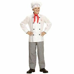Widmann,childrens chef fancy dress costume 128  cm