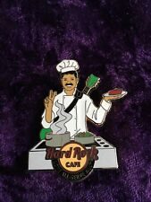 Hard Rock Pin Chief Cook