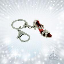 3D High Heel Schuh Pumps Schlüsselanhänger Formano Strass Metall SO-SH-45
