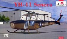 AModel 1/72 CESSNA YH-41 SENECA U.S. Army Helicopter