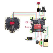 HAKRC F405 flight Control 3-9S MPU6000 For DIY FPV Racing Quadcopter Drone