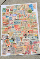 450 STAMPS FRENCH COLONIES COLLECTION POLYNESIA AFRICA
