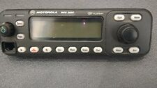 Motorola MCS2000 VHF 110 Watt Mobile