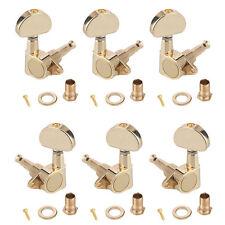 NEW Mécaniques 3x3  STANDARD - gold - vis au milieu - pour guitare LP & SG