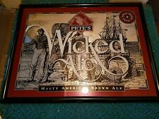 Pete's wicked ale mirror