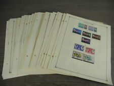 CAYMAN ISLANDS, MINT(most NH)  Stamp Collection mounted on Scott International