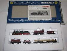 Fleischmann piccolo Spur N, Zugset K.P.E.V. ,LOK DEFEKT, Verp. 7883, XR1248X