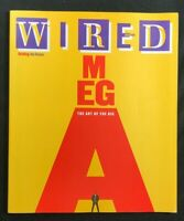WIRED MAGAZINE - July 1998 - MEGA / The Art of the Big / Gore Vidal