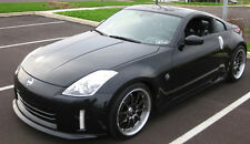 FRONT BUMPER LIP / SPOILER / VALANCE COMPATIBLE WITH NISSAN 350Z / 350 FACELIFT