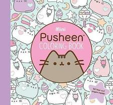 Mini Pusheen Coloring Book A Pusheen Book  By: Claire Belton