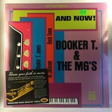 Booker T. & The MG's - And Now! LP NEW