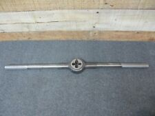 Vintage Keystone Reamer Tool Co Pipe Threader With Die Head Usa