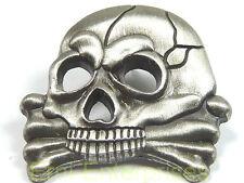 PIN Husaren Totenkopf Skull Cool Ansteckpin aus Metall  Neu #380