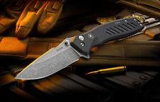 Spartan Blades Knife Pallas Folder Stonewash S35VN Button Lock Drop Point