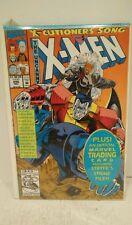Marvel ComicsTHE UNCANNY X-MEN #295 X-Cutioners Song Part #5 Bagged w/ Card