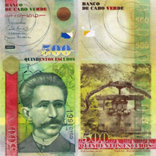 CAPE VERDE 500 Escudos from 2007, P69, UNC