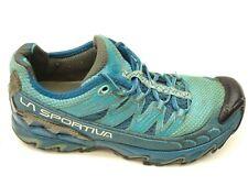 La Sportiva Mujer Ultra Raptor Montaña Azul Trail Running Zapatos US 7.5 Eu 38.5