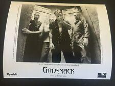 Godsmack Rare 8 x 10 Press Photo - Image 3